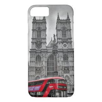 Coque iPhone 7 classique Londres de cas de l'iPhone 7