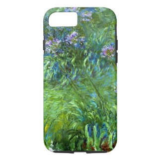 Coque iPhone 7 Claude Monet : Agapanthus