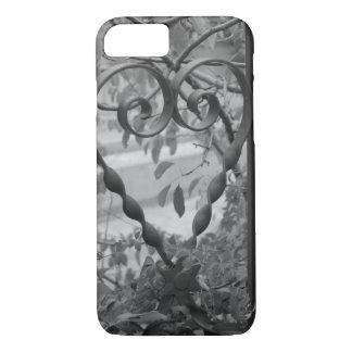 Coque iPhone 7 Coeur de fer