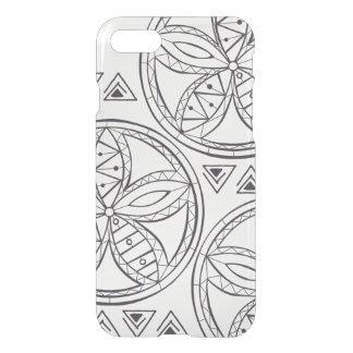 Coque iPhone 7 Colorez votre propre caisse de téléphone, cas de