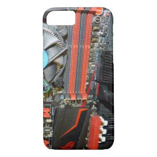 Coque iPhone 7 Composants de banlieusard,
