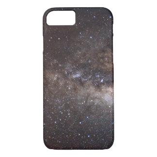 Coque iPhone 7 Conception de galaxie et d'espace lointain