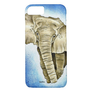 Coque iPhone 7 Continent africain