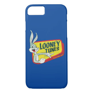 Coque iPhone 7 Correction LOONEY du ™ TUNES™ de BUGS BUNNY rétro