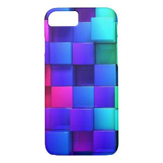 Coque iPhone 7 couleur 3D