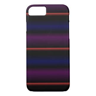 Coque iPhone 7 couleur foncée de cas de l'iPhone 7