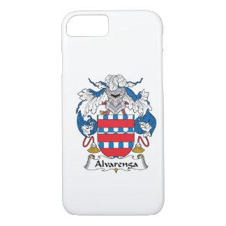 Coque iPhone 7 Crête de famille d'Alvarenga
