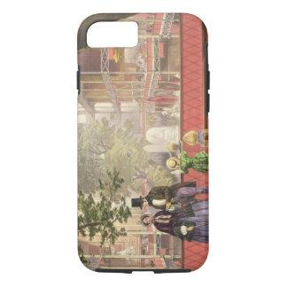 Coque iPhone 7 Crystal Palace, le transept du Galler du sud