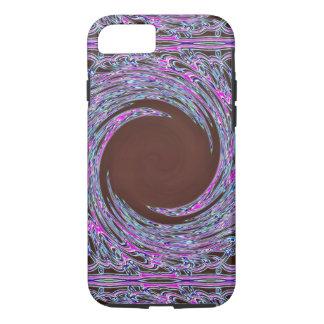 Coque iPhone 7 Dans la bandanna rose de Colorfoil