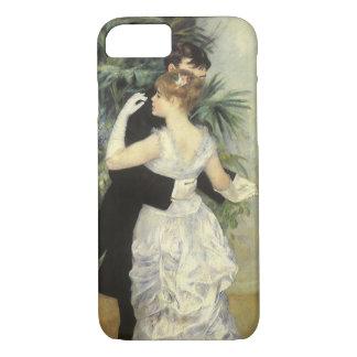 Coque iPhone 7 Danse de ville par Pierre Renoir, beaux-arts