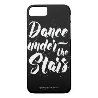 Coque iPhone 7 Danse sous le cas de téléphone d'étoiles
