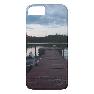 Coque iPhone 7 Dock supérieur de pêche de péninsule