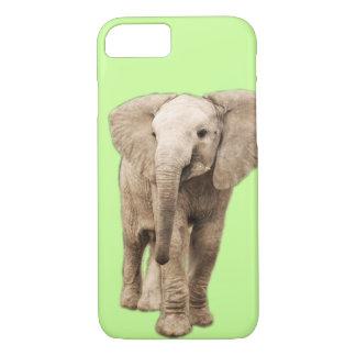 Coque iPhone 7 Éléphant mignon de bébé