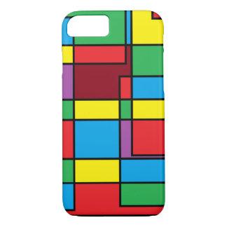 Coque iPhone 7 Esprit coloré