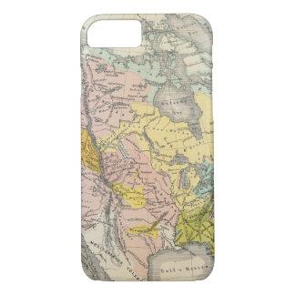 Coque iPhone 7 Ethnographs de l'Amérique du Nord