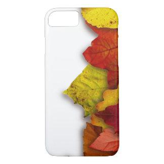 Coque iPhone 7 Feuille