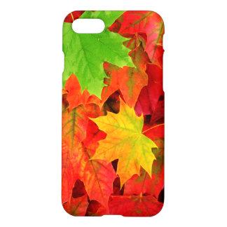 Coque iPhone 7 Feuille d'automne