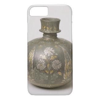 Coque iPhone 7 Flacon de Mughal (métal ouvré)