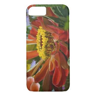 Coque iPhone 7 Fleur de chrysanthème