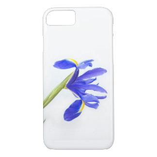 Coque iPhone 7 Fleur pourpre d'iris