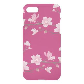 Coque iPhone 7 Fleurs de cerisier
