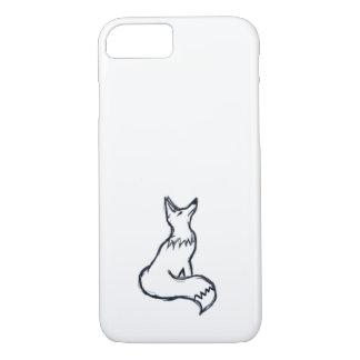 Coque iPhone 7 Fox il