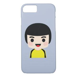 Coque iPhone 7 Garçon de Kungfu