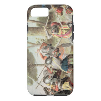 Coque iPhone 7 Gaston de Foix (1488-1512) massacré à la bataille