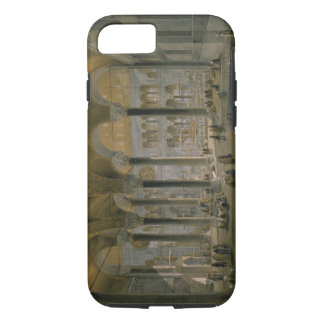 Coque iPhone 7 Haghia Sophia, plat 6 : la nef du nord, b gravé