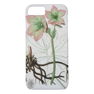 "Coque iPhone 7 Helleborus Niger de ""Phytographie Medicale"" par J"