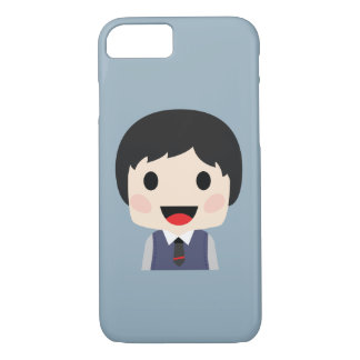 Coque iPhone 7 Homme de bureau avec le cravate