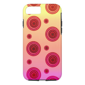 Coque iPhone 7 illusions roses
