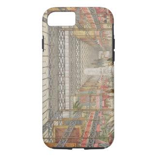 Coque iPhone 7 Intérieur de Crystal Palace, pub. par Stannard a