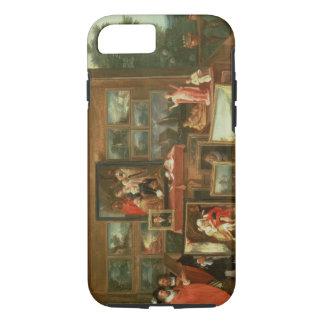Coque iPhone 7 Intérieur d'une galerie de peinture