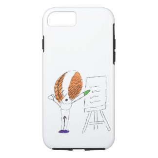 Coque iPhone 7 iPhone 8/7 d'Apple de professeur de mouche