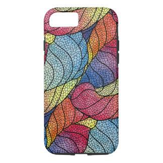 Coque iPhone 7 iPhone abstrait multicolore 7, dur