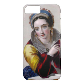 Coque iPhone 7 Joan de cas de téléphone de la Navarre -