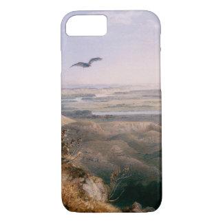 Coque iPhone 7 Jonction du Yellowstone et du Missouri par Bodmer