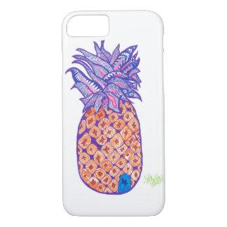 Coque iPhone 7 Jours parfaits d'ananas