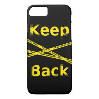 Coque iPhone 7 Keep cuire des Crime Scene