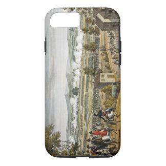 Coque iPhone 7 La bataille de Lutzen, le 2 mai 1813, gravée par