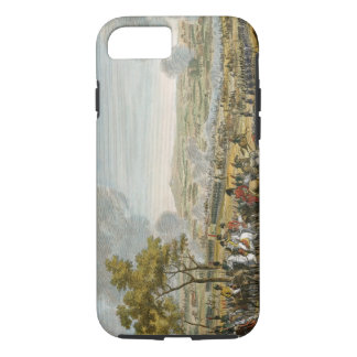 Coque iPhone 7 La bataille de Wagram, le 7 juillet 1809, gravée