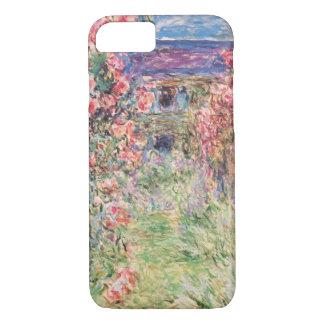 Coque iPhone 7 La Chambre parmi les roses, Claude Monet