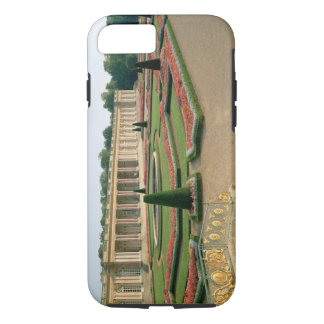 Coque iPhone 7 La façade de jardin du Trianon grand, 1687 (phot