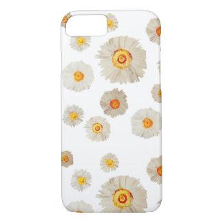 Coque iPhone 7 La marguerite blanche fleurit l'iPhone 8/7