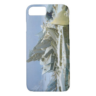Coque iPhone 7 La mer polaire, 1824