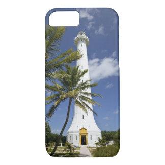 Coque iPhone 7 La Nouvelle-Calédonie, îlot d'Amedee. Îlot