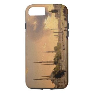 Coque iPhone 7 La piste à Constantinople (huile sur la toile)