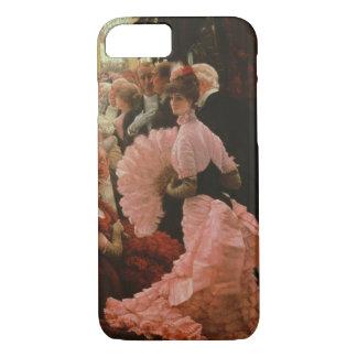 Coque iPhone 7 La réception ou, L'Ambitieuse (femme politique) c