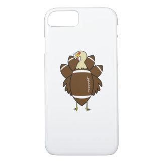 Coque iPhone 7 La Turquie et le thanksgiving du football drôle